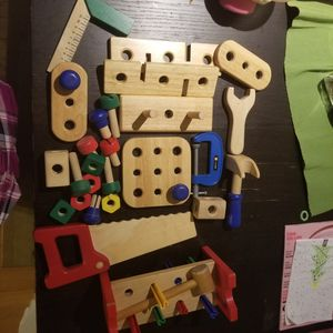 Tools play set for kid for Sale in Arlington, VA