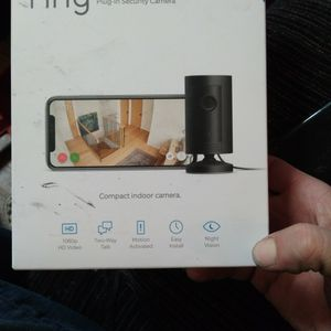 Ring Indoor Camera for Sale in Oklahoma City, OK