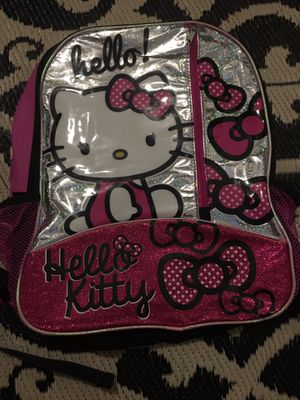 Hello Kitty Backpack for Sale in Falmouth, VA