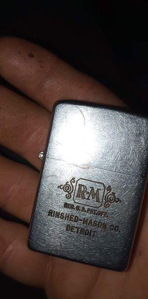 Zippo lighter for Sale in St. Petersburg, FL