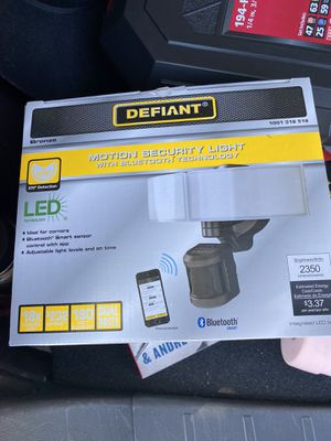 Motion security light brand new for Sale in Carmichael, CA