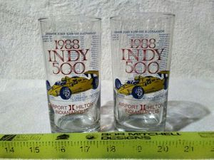 Indy 500 1988 Drinking Glasses for Sale in Florissant, MO