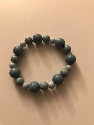 3 Tone blue stretch bracelet for Sale in Euclid, OH