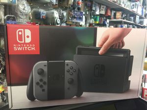 New Nintendo switch system complete for Sale in San Francisco, CA