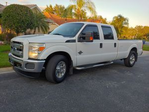 2011 FORD F350 6.7L DIESEL AUTOMATIC for Sale in Sarasota, FL