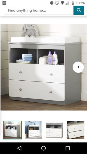 Dresser and changing table for Sale in Falls Church, VA