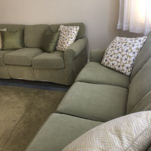 Couches -Priced To Sell Today for Sale in Bonny Doon, CA
