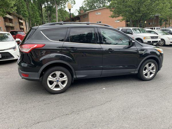 Ford escaped 2013