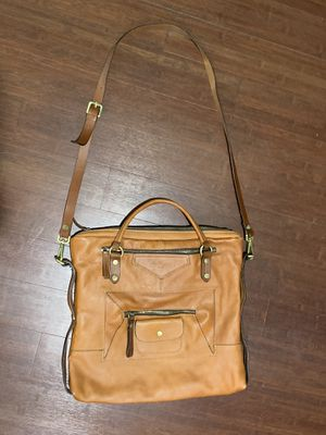 Marco Buggiani Leather Crossbody Messenger Bag for Sale in Eatontown, NJ