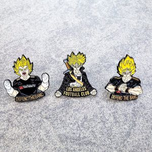 LAFC Dragon Ball Z pins for Sale in Los Angeles, CA