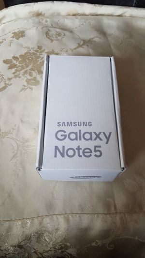 Samsung galaxy note 5 32gb Gold Unlocked. for Sale in Severn, MD