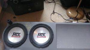 Mtx audio thunder 4500 amp for Sale in Manassas, VA