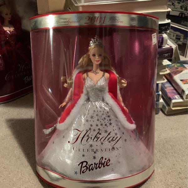 Special 2001 Editon Barbie