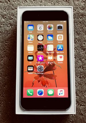 """Apple iPhone 6 - 16GB - 4.7"""" - unlocked for AT&T CRICKET for Sale in Los Angeles, CA"""