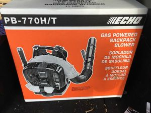 Leaf blower echo PB-770H NEW for Sale in New York, NY
