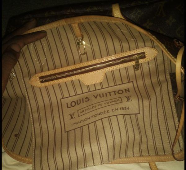 Louis Vuitton handbag