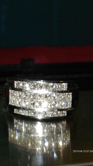 Men's Diamond Ring for Sale in Perth Amboy, NJ