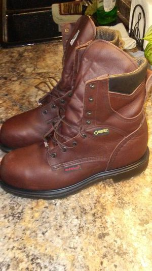 Red wings supersole 2.0 goretex boots for Sale in Wichita, KS