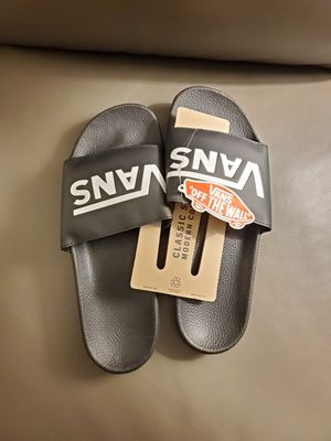 Vans Slippers Brand New Size 13 for Sale in Union City, CA