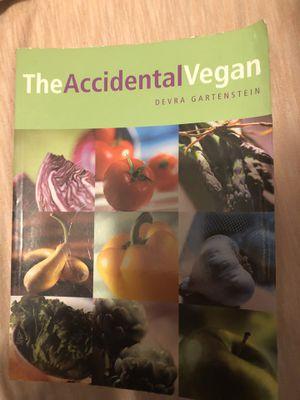 The Accidental Vegan - Vegan Cookbook for Sale in Delray Beach, FL