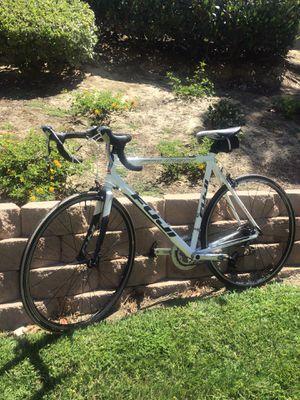 Fuji Road fast bike height 58 cm carbon roubaix 2.0 for Sale in Chula Vista, CA
