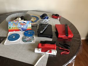 2 Wii with games for Sale in Anderson, SC