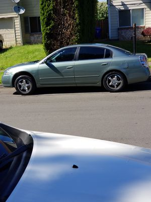 2005 Nissan Altima (2.5 S) !!!!!CLEAN TITLE!!!!! for Sale in Tigard, OR