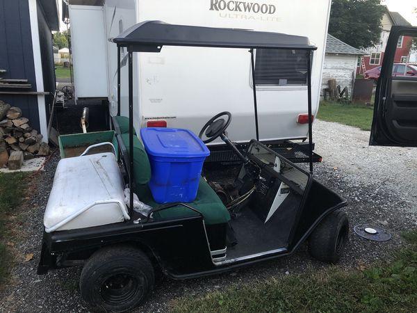 83 Melex golf cart