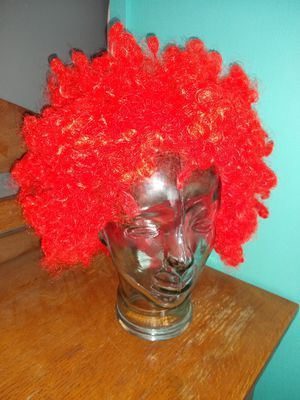 Red wig for Sale in Whittier, CA