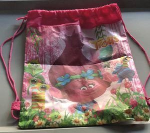 Brand New Trolls Drawstring Backpack for Sale in Union City, CA