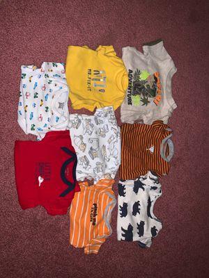 Newborn onesies for Sale in Gladewater, TX