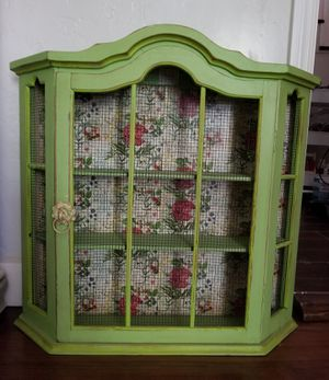 Vintage cabinet for Sale in Modesto, CA