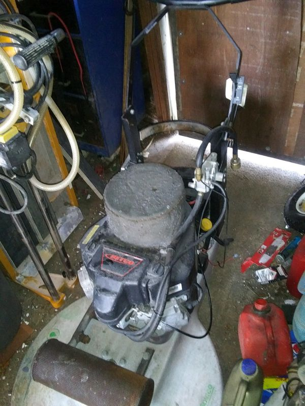Betco One- Source Cleaning ,Power by Propane.