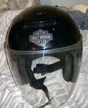 Harley Davidson motorcycle helmet for Sale in Baytown, TX