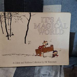 It's A Magical World, Bill Watterson, Paperback for Sale in Kent, WA
