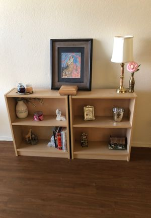 Set of book shelves for Sale in Scottsdale, AZ