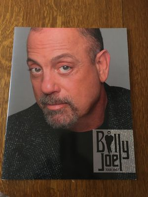 Billy Joel- Tour 2007. Program for Sale in Tumwater, WA