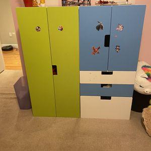 IKEA Kids Furniture Dresser Desk Toy Organizer for Sale in Southborough, MA