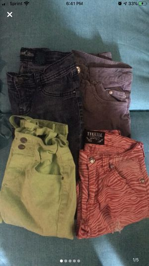 Lot of girls pants $6 for Sale in Nashville, TN
