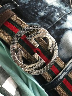 Gucci belt for Sale in Nashville,  TN