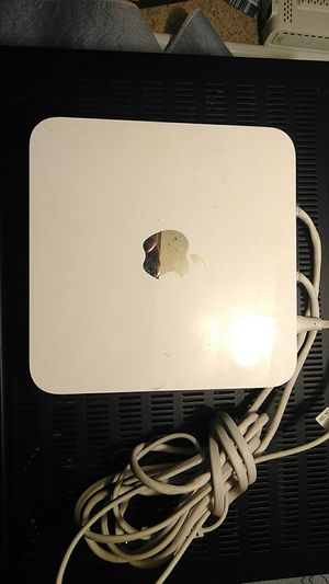 Apple airport time capsule 1tb works!! A1302 for Sale in Phoenix, AZ