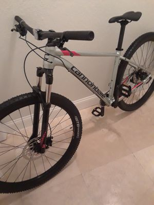 BRAND NEW Cannondale Trail 4 $760 FIRM for Sale in Deerfield Beach, FL