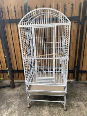 Parrots cage for Sale in Houston, TX