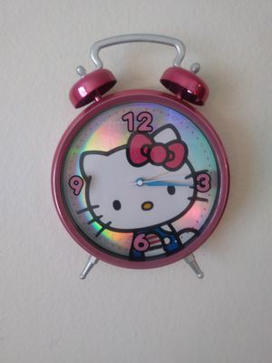 Hello Kitty Clock for Sale in Nashville, TN