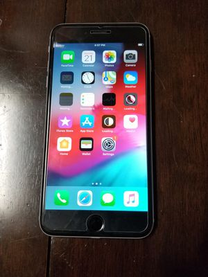 *Unlocked 64 GB iPhone 6 Plus W-Charger, Case, & Screen Protector* for Sale in Ellenwood, GA