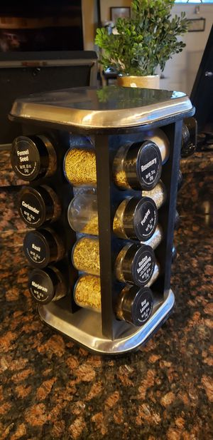 Countertop spice rack for Sale in Prospect Heights, IL