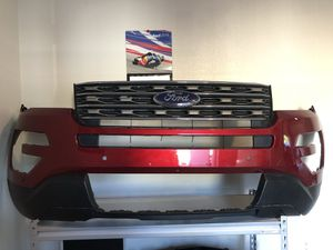2016-2018 Ford Explorer OEM Front Bumper for Sale in Houston, TX