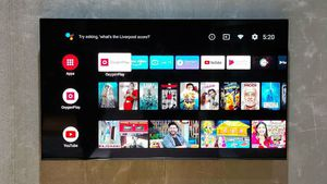 Sony Android tv 50 Inch 4K UHDR 2160p Smartv for Sale in Miami, FL