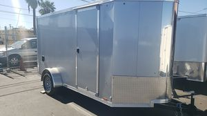 6x12 enclosed cargo trailer for Sale in Phoenix, AZ