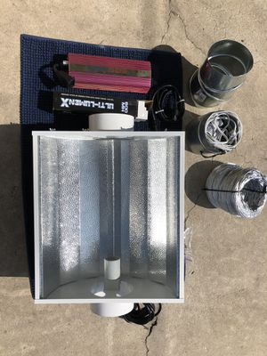 Ulti-Lumenx 600 Watt Grow Light HPS MH System for Sale in San Diego, CA